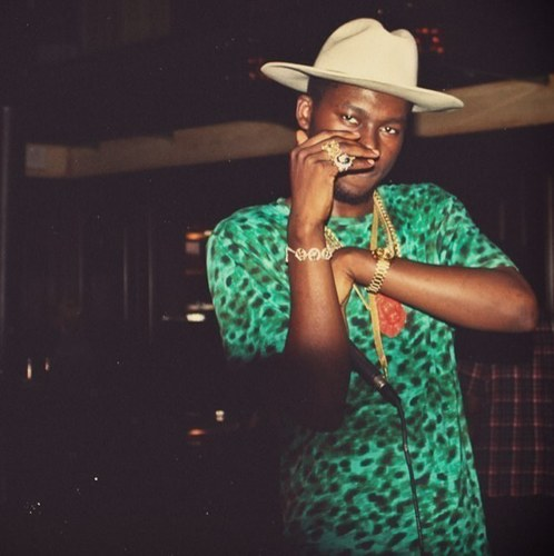 Celebrity Sneaker Watch Theophilus London Has A Luggage Bag Full Of Heat  80%OFF f265a0f02