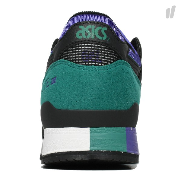 ASICS Gel Lyte III 'Black/Purple' - Fall 2012