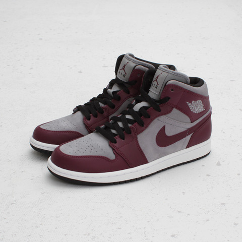Air Jordan 1 Phat 'Bordeaux' at Concepts