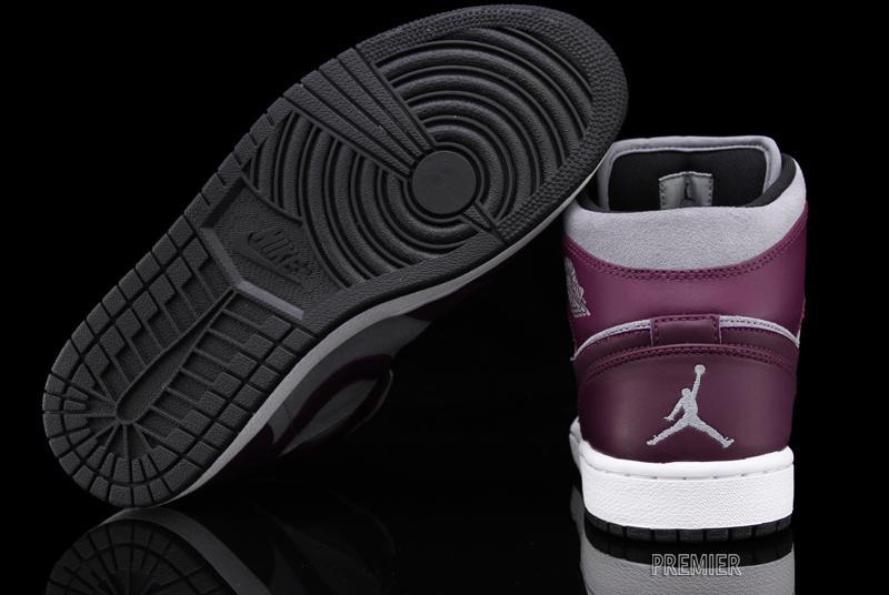 Air Jordan 1 Phat 'Bordeaux'