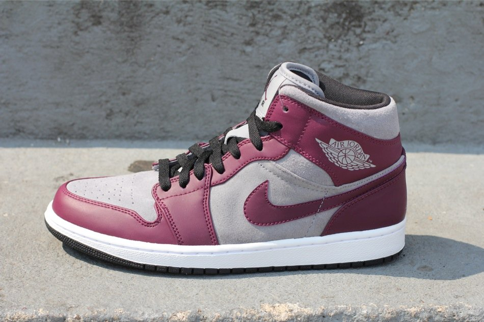Air Jordan 1 Phat 'Bordeaux' at Oneness