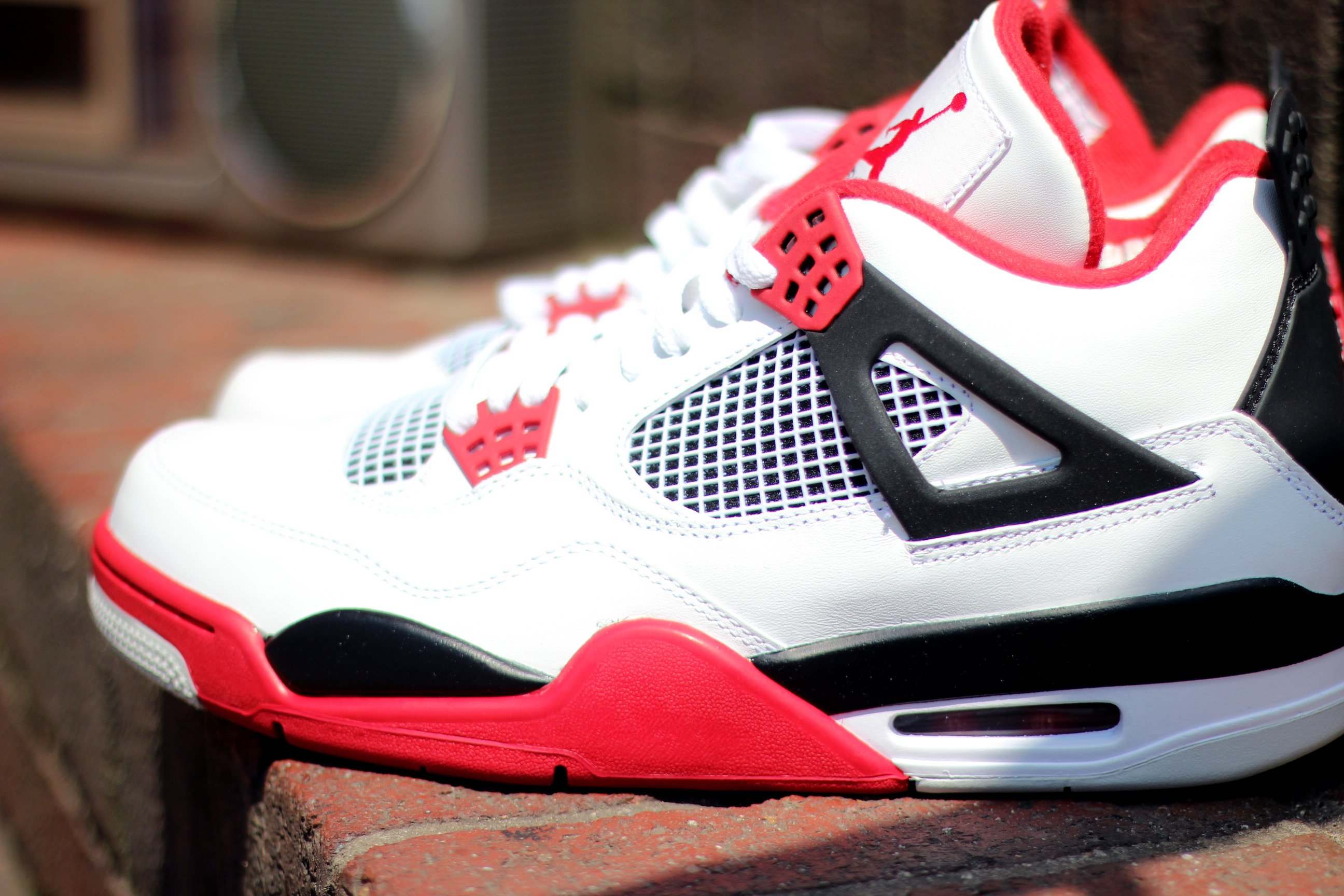 reputable site a32b7 9fcbc ... reduced fire red jordan 4 2012 air jordan 4 retro ccf8a 3b552