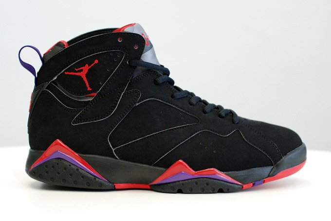 Air Jordan 7 'Charcoal' at Crooked Tongues