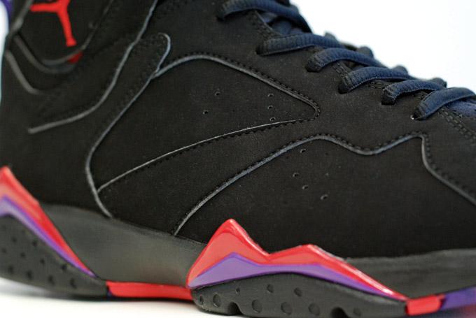 Air Jordan 7 'Charcoal' at Crooked Tongues