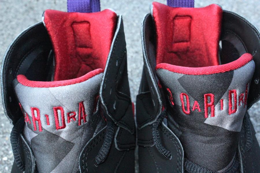 Air Jordan 7 'Raptors' at Mr. R Sports