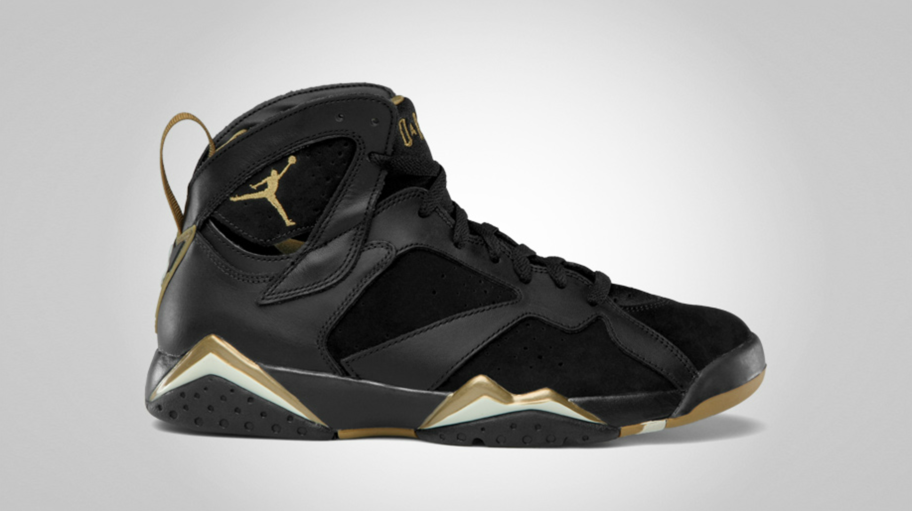 Air Jordan 7 Golden Moments - Official Images