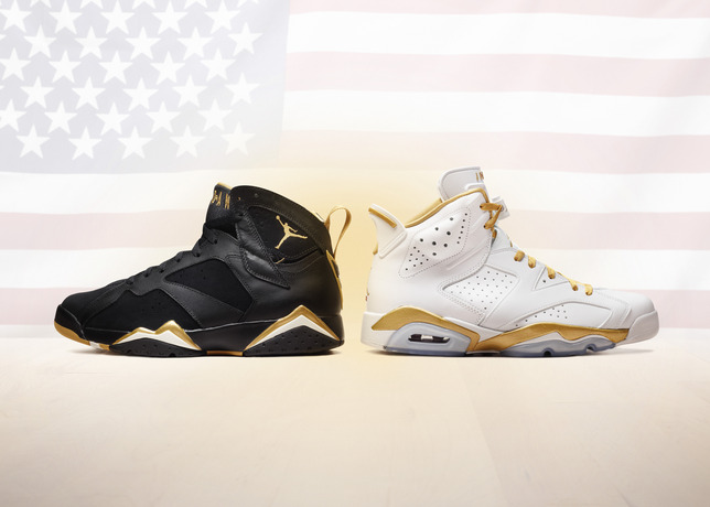 Air Jordan Golden Moments Pack - Officially Unveiled