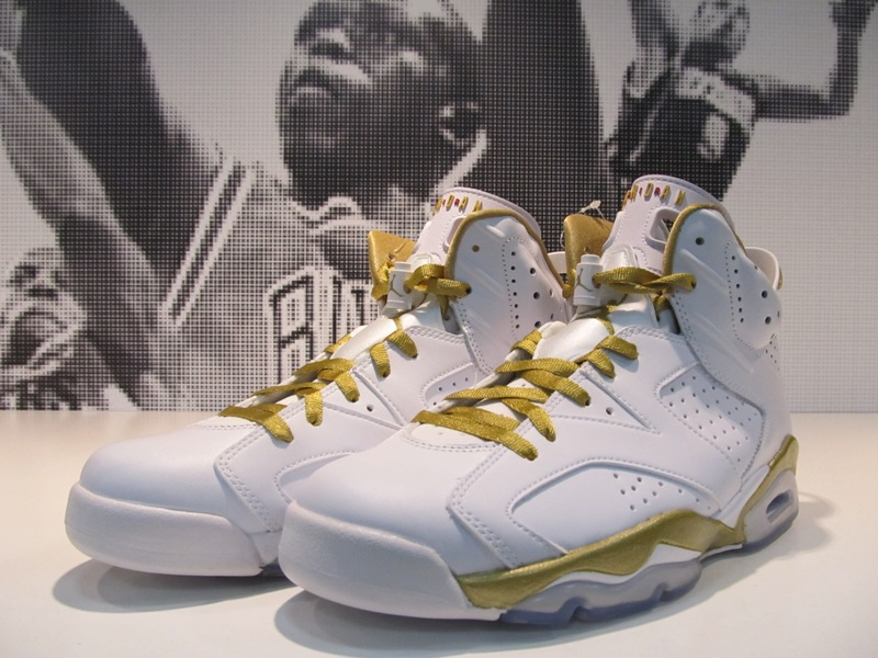 Air Jordan Golden Moments Pack - Release Date + Info
