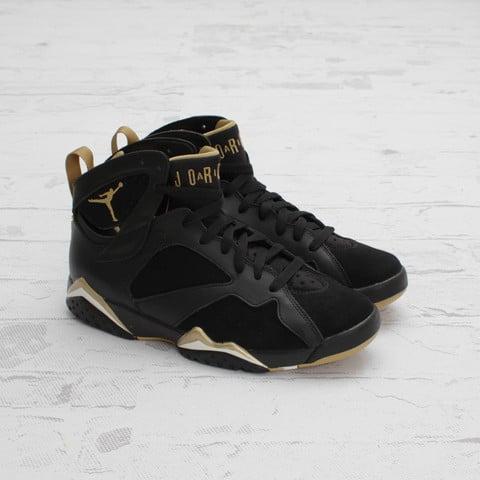 Air Jordan Golden Moments Pack at Concepts