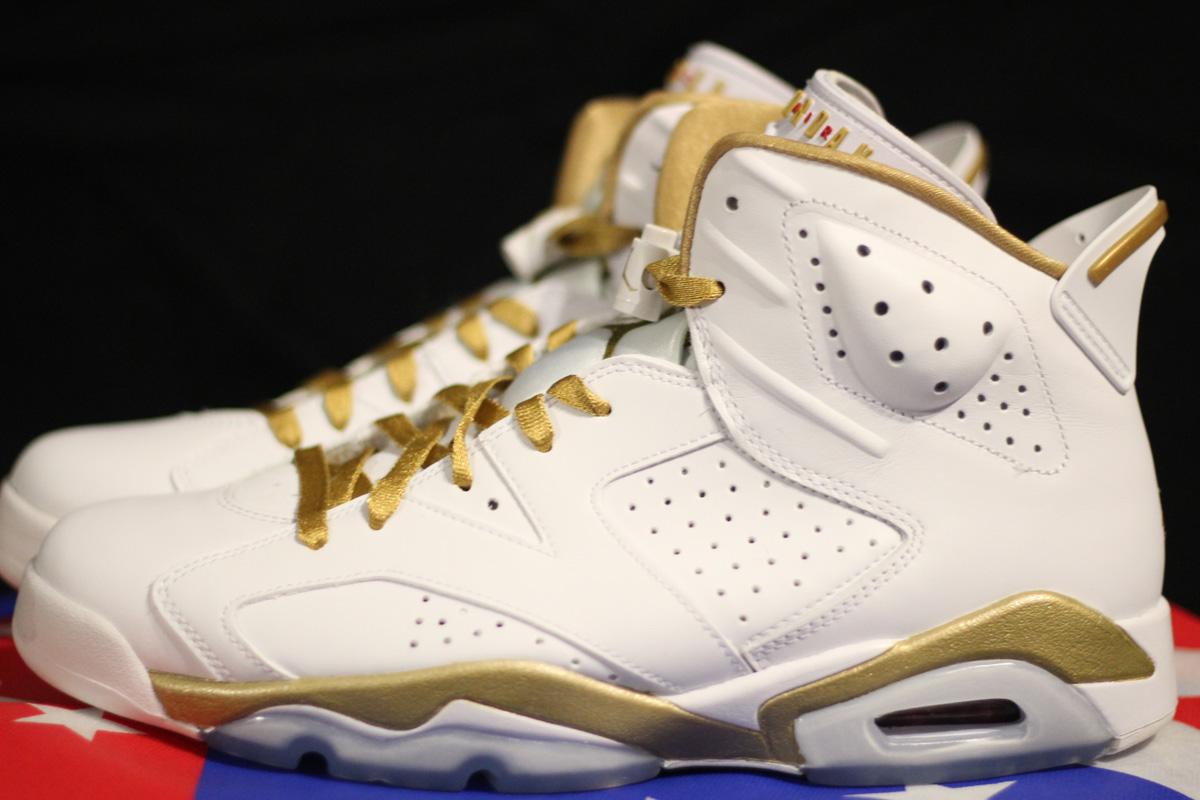 Air Jordan Golden Moments Pack at Social Status