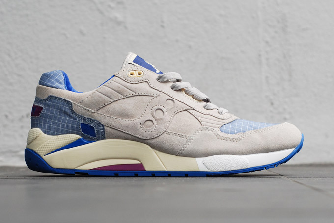Bodega x Saucony Elite G9 Collection at Crooked Tongues