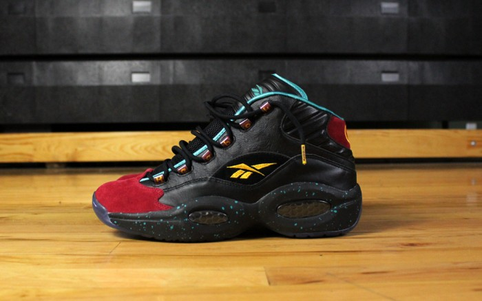 Burn Rubber x Reebok Question for Apollos Young - Release Date + Info