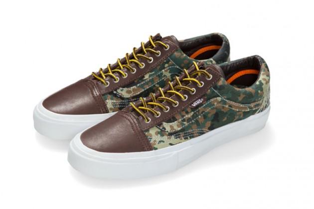Carhartt WIP x Vans Syndicate Old Skool - Fall 2012