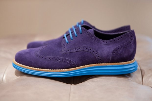 Cole Haan LunarGrand Wingtip - Fall/Winter 2012