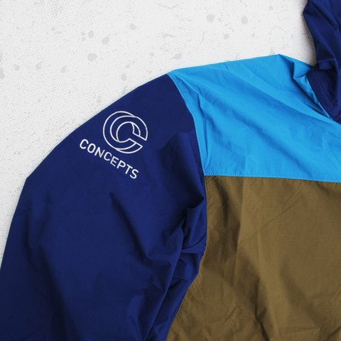 Concepts x Arc'teryx Squamish Hoody 'SEAL'