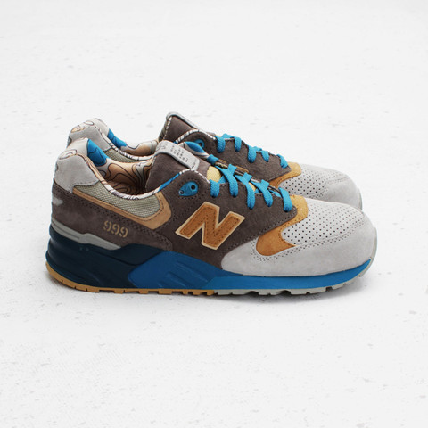Concepts x New Balance 999 'SEAL'
