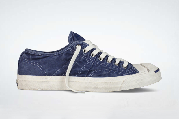 Converse Jack Purcell Washed Canvas - Fall 2012