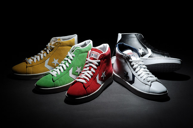 Converse Pro Leather - Fall 2012