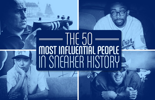 Jeff Staple x Complex - The 50 Most Influential People in Sneaker History
