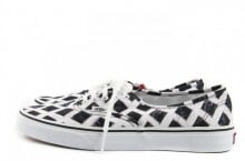 Kenzo x Vans Authentic and Classic Slip-On – Fall/Winter 2012