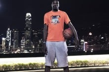Kevin Durant Wraps Up 2012 Nike Greater China Tour in Hong Kong