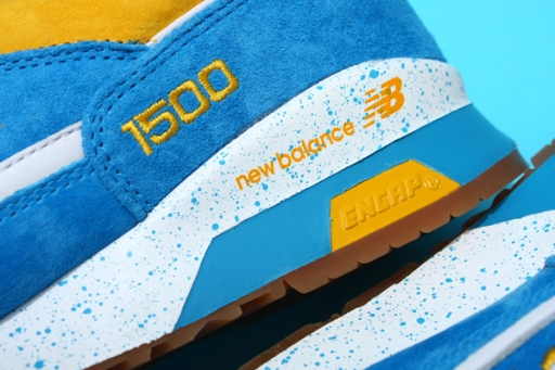 La MJC x colette x UNDFTD x New Balance 1500 - New Images