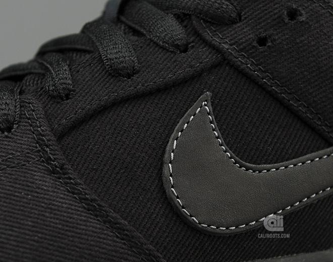 Levi's x Nike SB Dunk Low 'Black' Caliroots