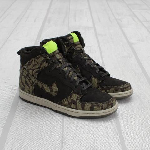 Liberty of London x Nike Sportswear Lotus Jazz Dunk High Skinny