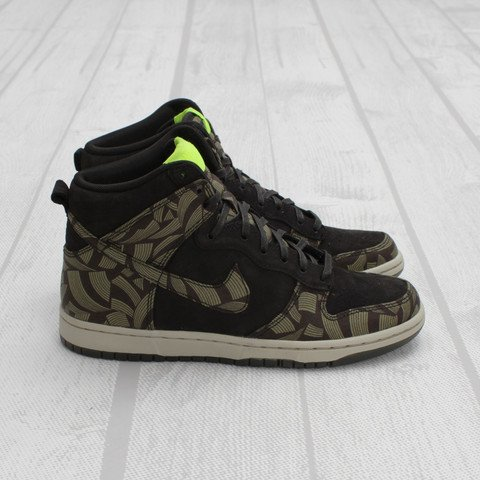Liberty of London x Nike Sportswear Lotus Jazz Dunk High Skinny