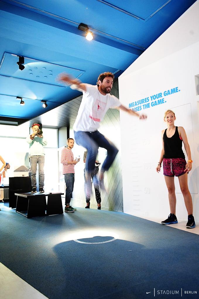 Nike+ Trial Zone #findgreatness