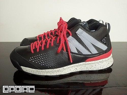 Nike ACG Okwahn II  Black Anthracite  at Corporate  fa346489a453
