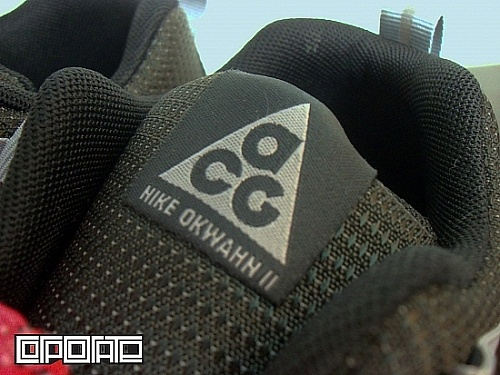 Nike ACG Okwahn II 'Black/Anthracite' at Corporate