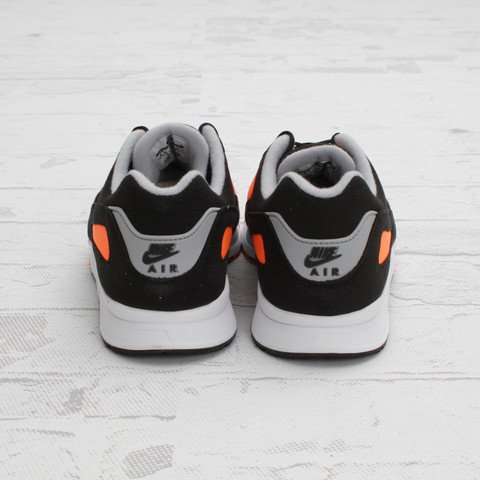 Nike Air Current 'Black/Black-Wolf Grey-Total Orange' at Concepts