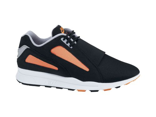 Nike Air Current 'Black/Black-Wolf Grey-Total Orange'
