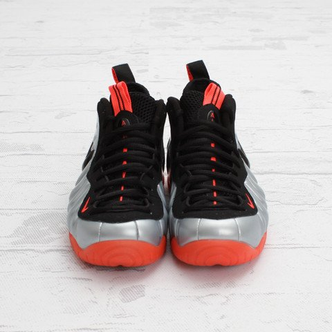 Nike Air Foamposite Pro 'Bright Crimson' at Concepts
