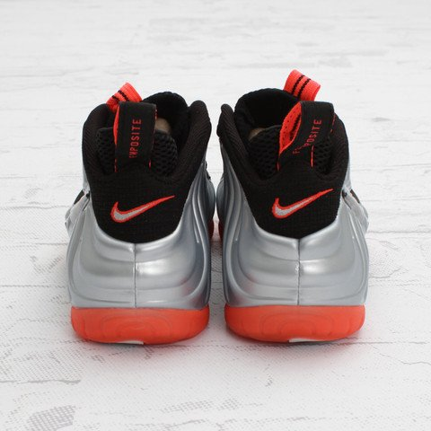 Nike Air Foamposite Pro 'Bright Crimson' at Concepts
