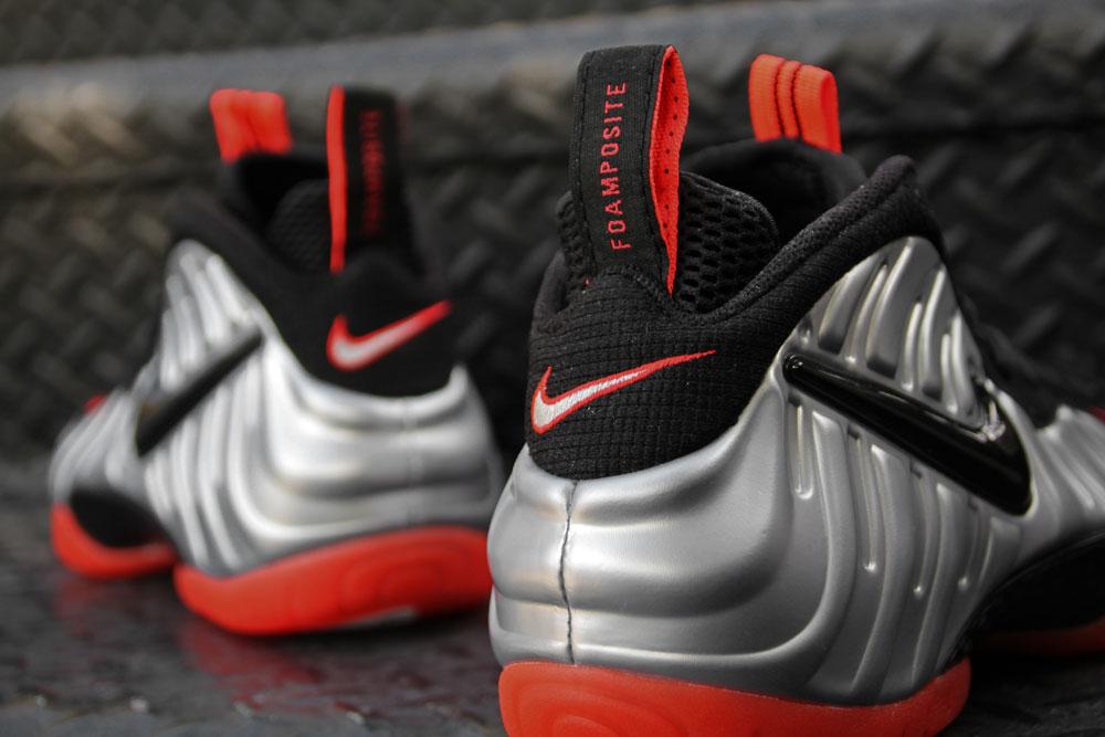 Nike Air Foamposite Pro 'Bright Crimson' at Primitive