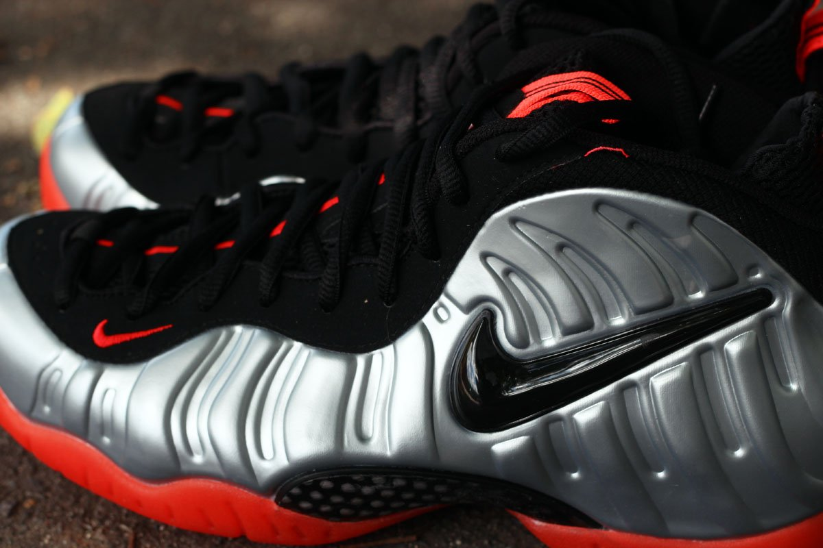 Nike Air Foamposite Pro 'Bright Crimson' at Social Status