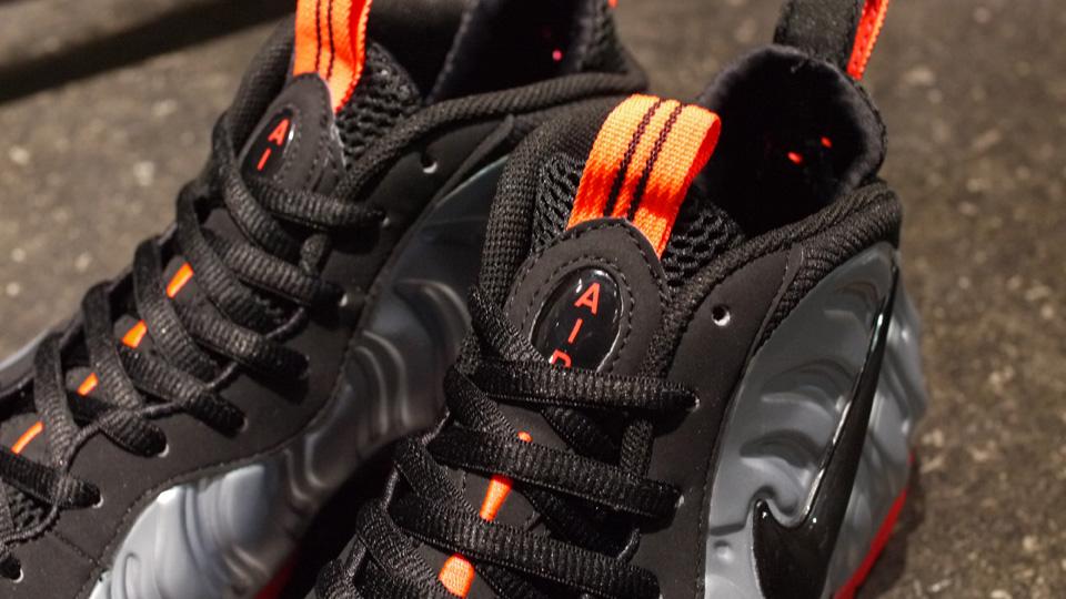 Nike Air Foamposite Pro 'Bright Crimson' at mita