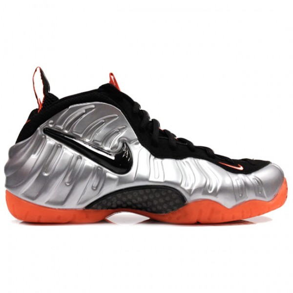 Nike Air Foamposite Pro 'Metallic Platinum/Black-Bright Crimson' - Updated Release Info