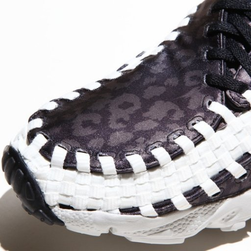 Nike Air Footscape Woven Chukka 'Black Leopard'