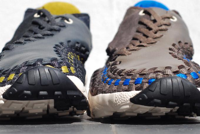 Nike Air Footscape Woven Chukka at Crooked Tongues