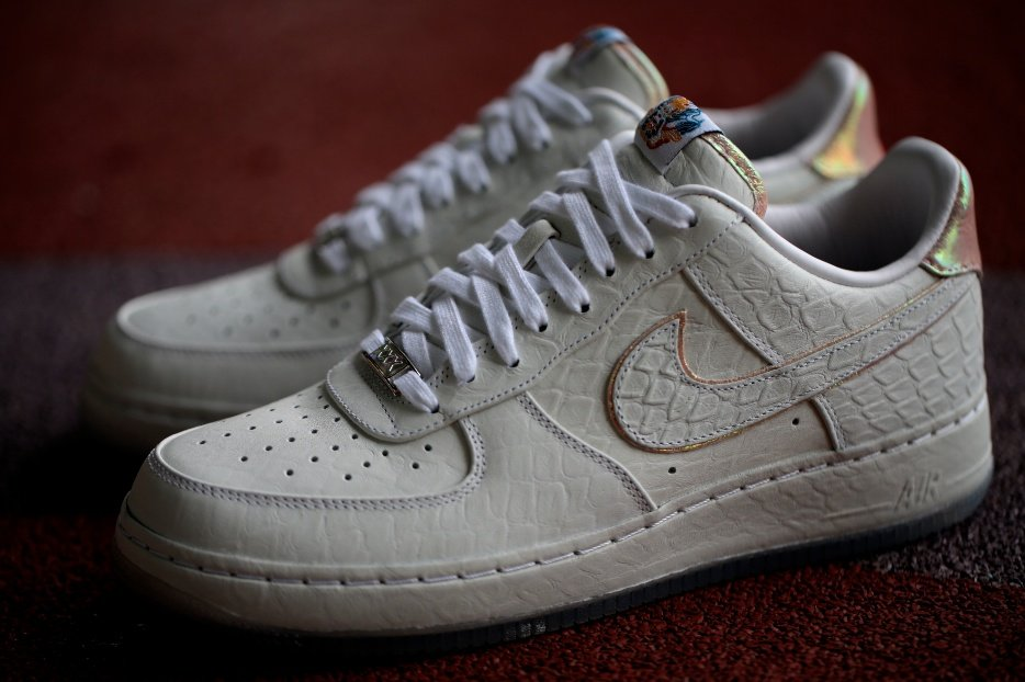 low priced 61e74 b1be6 Nike Air Force 1 Low Year of the Dragon III – New Images