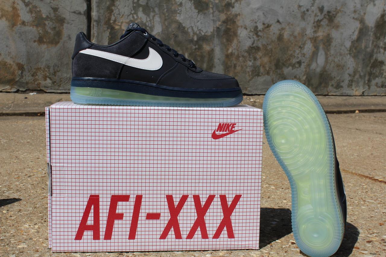 Nike Air Force 1 Low Max Air NRG 'Medal Stand' at Rock City Kicks