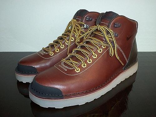 Nike Air Magma 2012 'Brown' at Corporate