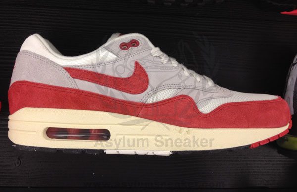 Nike Air Max 1 VNTG 'Sport Red'