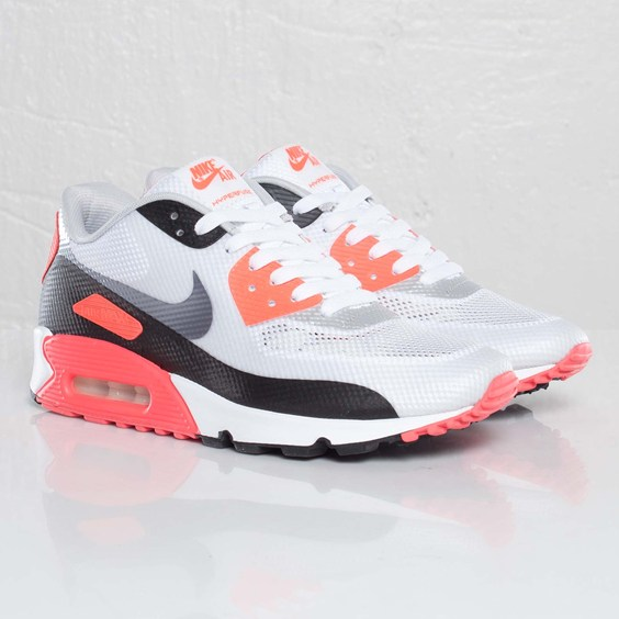 Nike Air Max 90 Hyperfuse NRG 'Infrared' - Release Date + Info