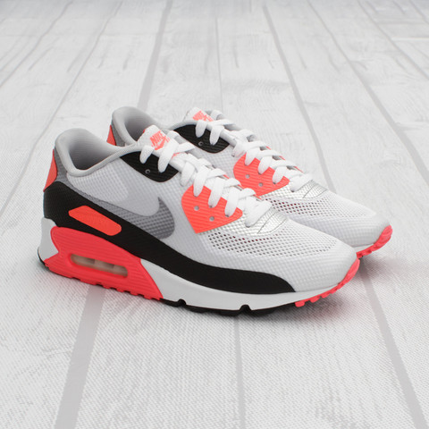 Nike Air Max 90 Hyperfuse NRG 'Infrared' at Concepts
