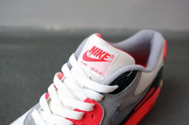 Nike Air Max 90 VNTG 'Infrared'