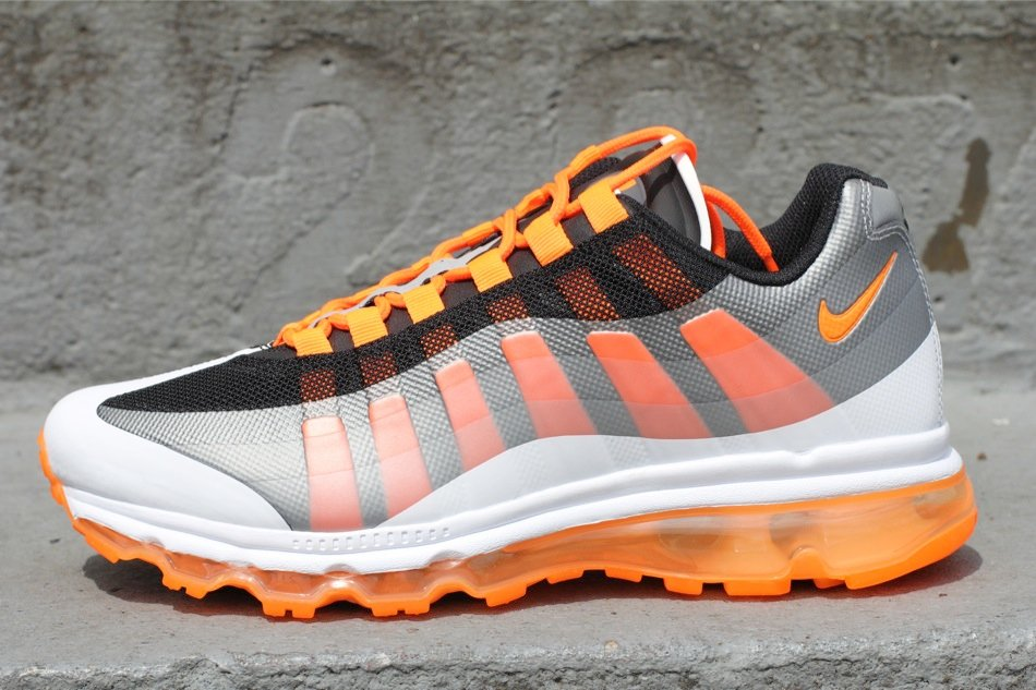 Nike Air Max 95+ BB 'Black/Total Orange'